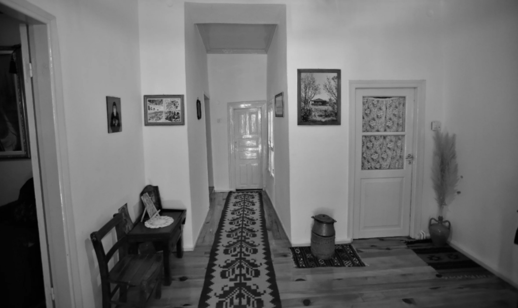 дом преподобного паисия святогорца внутри